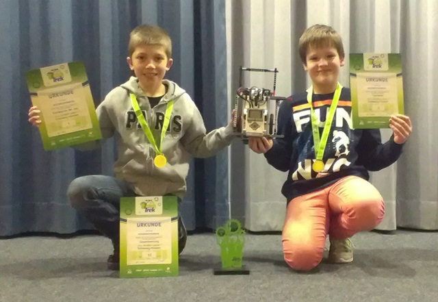 FirstLegoLeague 2015